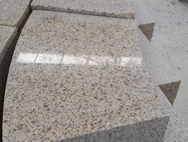 扇形异形石